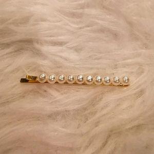 2 for $10 Pearl Hair Clip